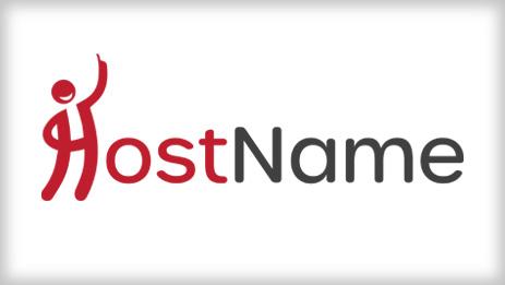 HostName logo