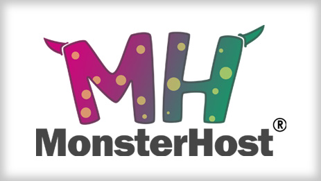 monsterhost logo