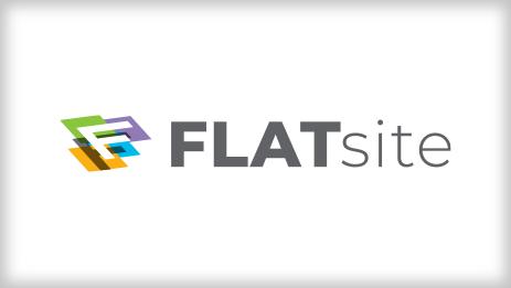 FLATsite.com logo ZW