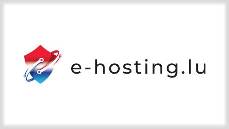 E-Hosting Logo